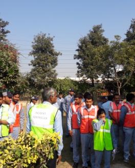 Preparation Of  Emergency Response Team Members